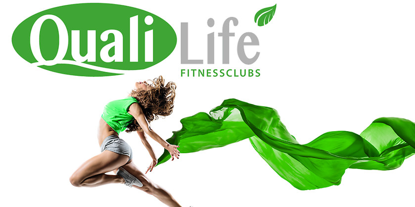 Gutschein für 3-Monatsabo für alle Clubs im Saarland! von QualiLife Fitnessclubs