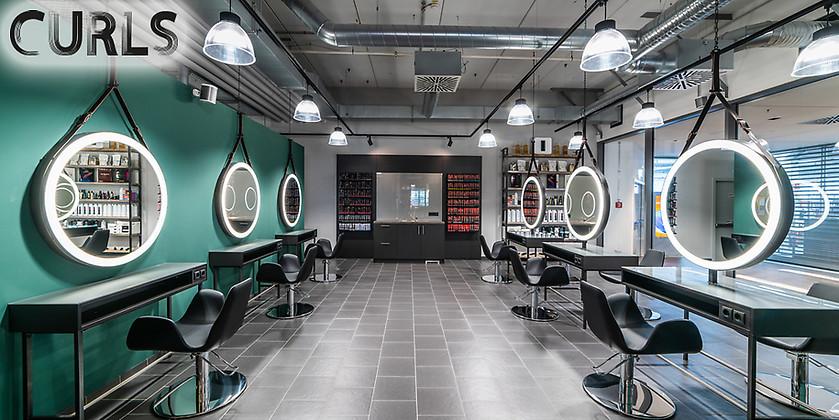 Gutschein für Hair, Cosmetics & Beauty von Curls Style Artists