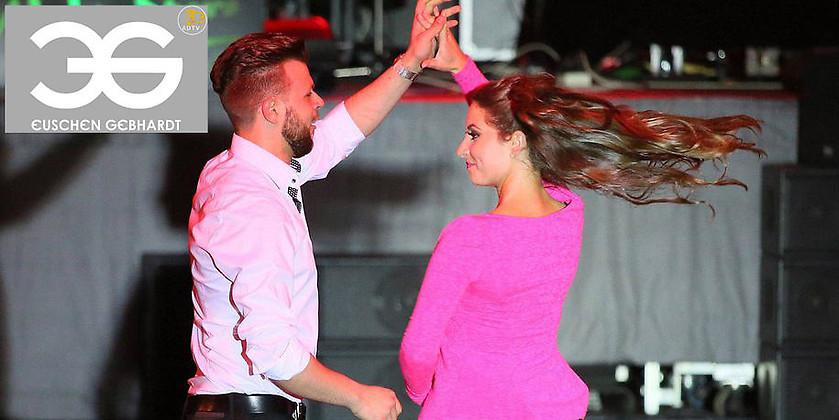 Gutschein für Komm tanzen! von Tanzschule Euschen-Gebhardt