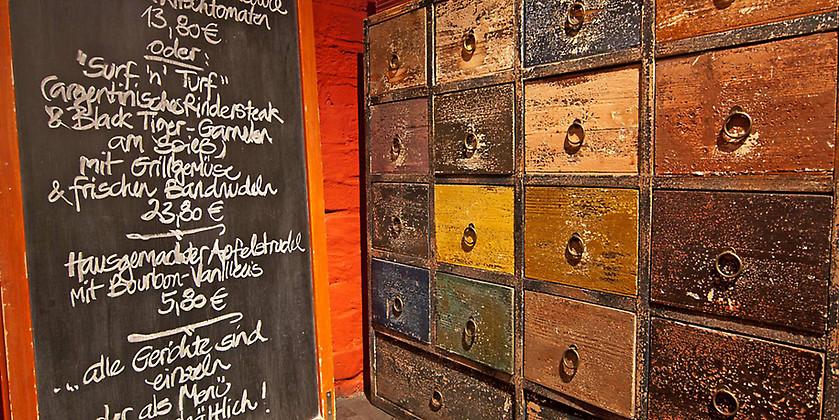 Gutschein für Das Gasthaus im Kultur- und Werkhof von Restaurant Café Kostbar
