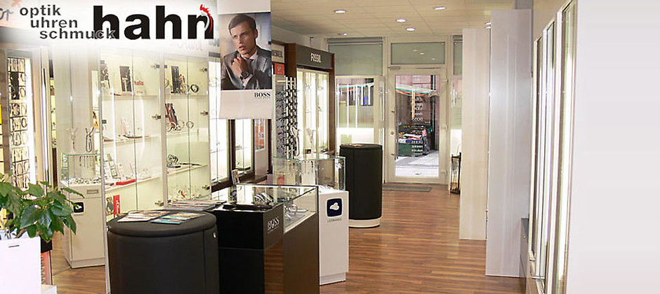 Gutschein für Ihr Gutschein für edle Uhren, Brillen und Schmuck von Hahn Uhren-Optik-Schmuck