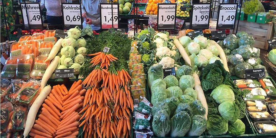 Wir setzen auf schmackhafte Lebensmittel direkt vom Erzeuger