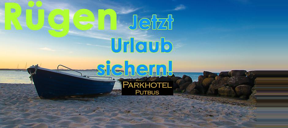 Gutschein für 7 Übernachtungen für 2 Personen zum halben Preis! von Parkhotel Putbus