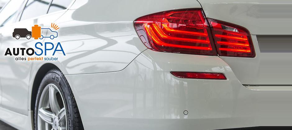 Gutschein für Sparen Sie 25,- € im Wellness-Center für Ihr Auto! von autoSPA
