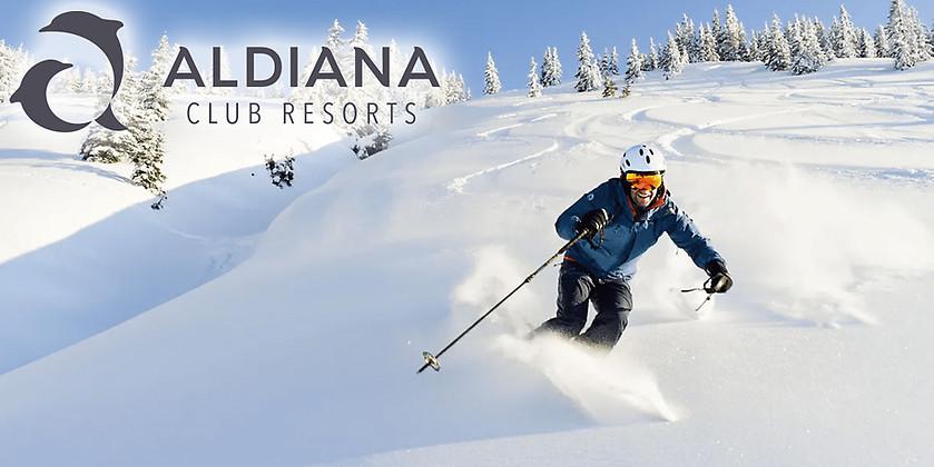 Gutschein für Winterkurztrip zum halben Preis – Mitten in den Alpen von Aldiana Club Hochkönig