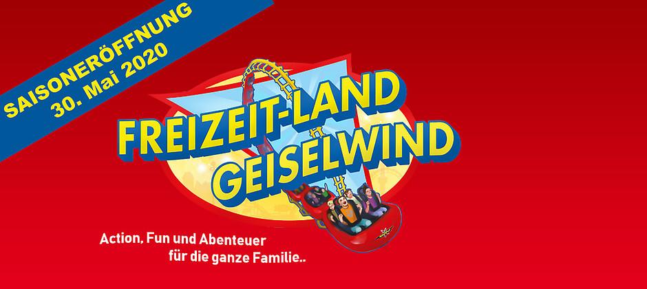 Gutschein für ES GEHT WIEDER LOS! Ihre Tageskarte zum halben Preis! von Freizeit-Land Geiselwind