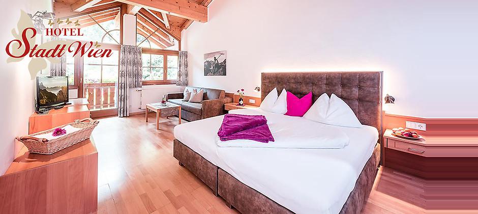 Gutschein für Urlaub in den Salzburger Bergen am Zeller See von Landgasthof Stadt Wien
