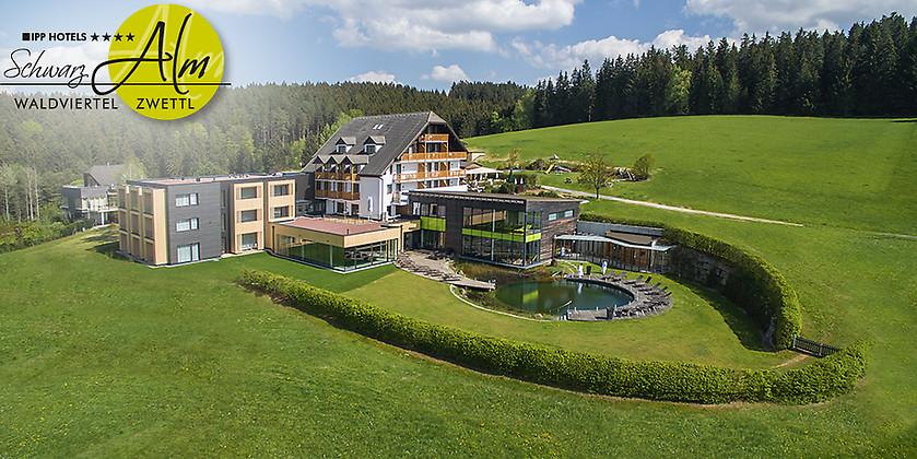 Gutschein für Raus in die Natur – Das Waldviertel erleben von Hotel Schwarz Alm Zwettl