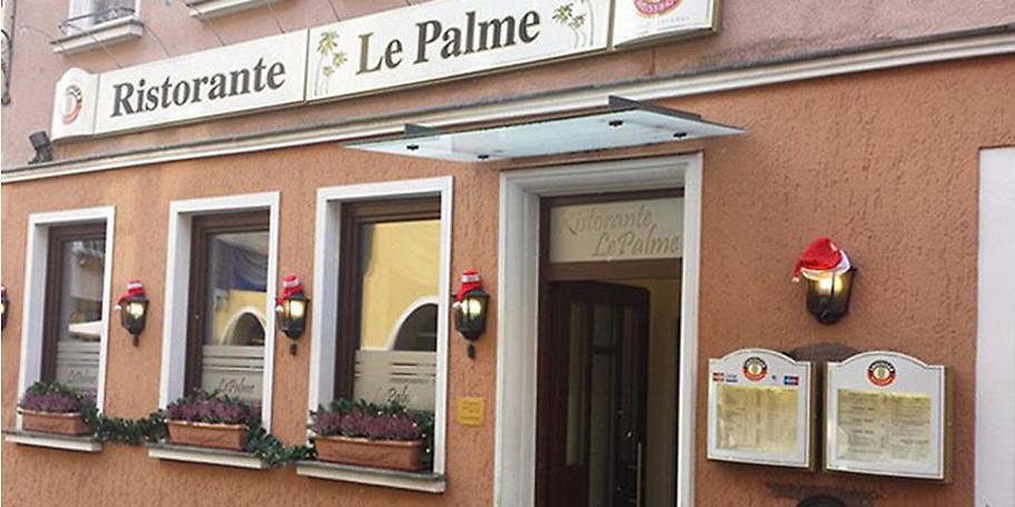 Ristorante Le Palme - Der Geheimtipp für Freunde der italienischen Küche