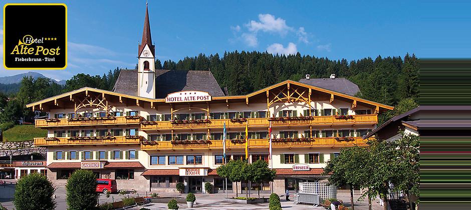 Gutschein für 2 Übernachtungen für 2 Personen zum halben Preis! von Hotel Alte Post
