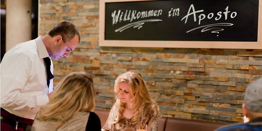 Das Aposto in Bamberg heißt Sie herzlich Willkommen!