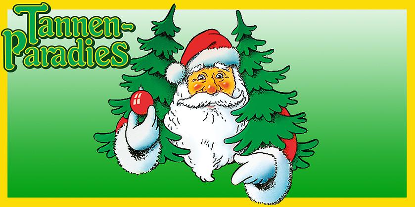 Gutschein für Die schönsten Weihnachtsbäume für Berlin – seit 1978 für Sie vor Ort von Tannen-Paradies