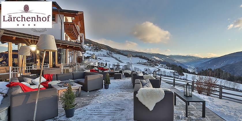 Gutschein für Berge erleben, das Leben genießen – Ihr Urlaub in der Region Gitschberg Jochtal von Hotel Lärchenhof