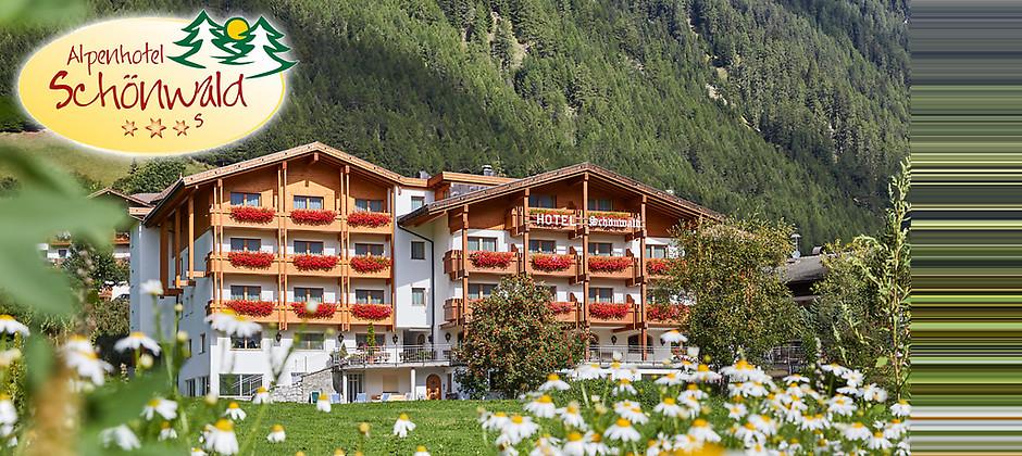 Gutschein für 7 Nächte für 2 Personen im wunderschönen Südtirol zum halben Preis! von Alpenhotel Schönwald***