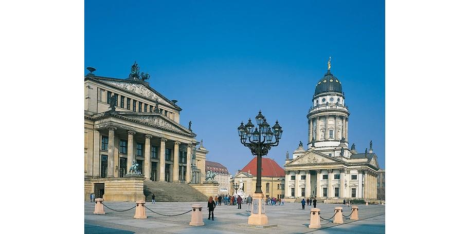 In Berlin wurde und wird Geschichte geschrieben - Entdecken Sie die historischen Sehenswürdigkeiten
