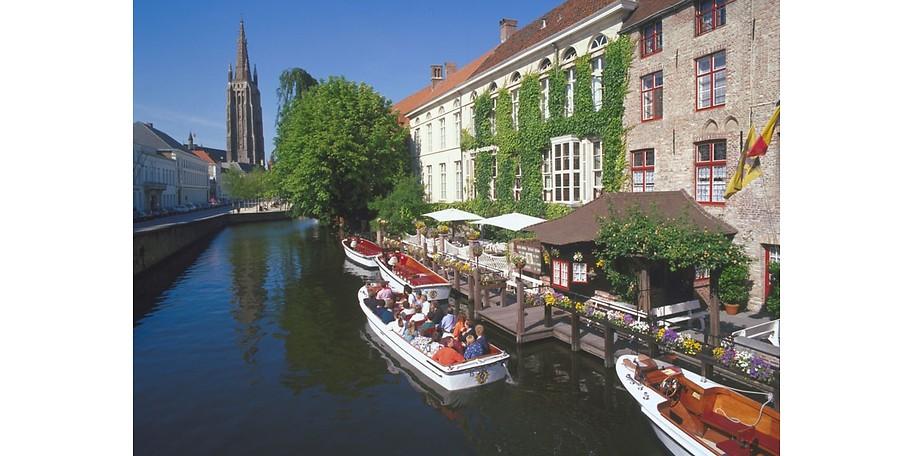 Mit diesem Gutschein lernen Sie nicht nur Brüssel, sondern auch Brügge, Gent und Antwerpen kennen