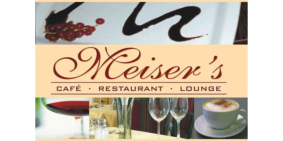 Sparen Sie mit diesem Gutschein 25€ im Meiser's Café Restaurant in Dinkelsbühl
