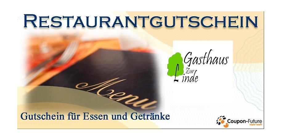 Genießen Sie mit diesem Gutschein Speisen und Getränke im Herzen des fränkischen Seenlandes
