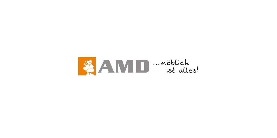 Logo von AMD Möbel – … möblich ist alles!