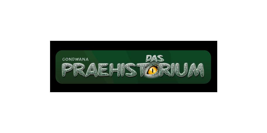 Das Logo des Praehistoriums