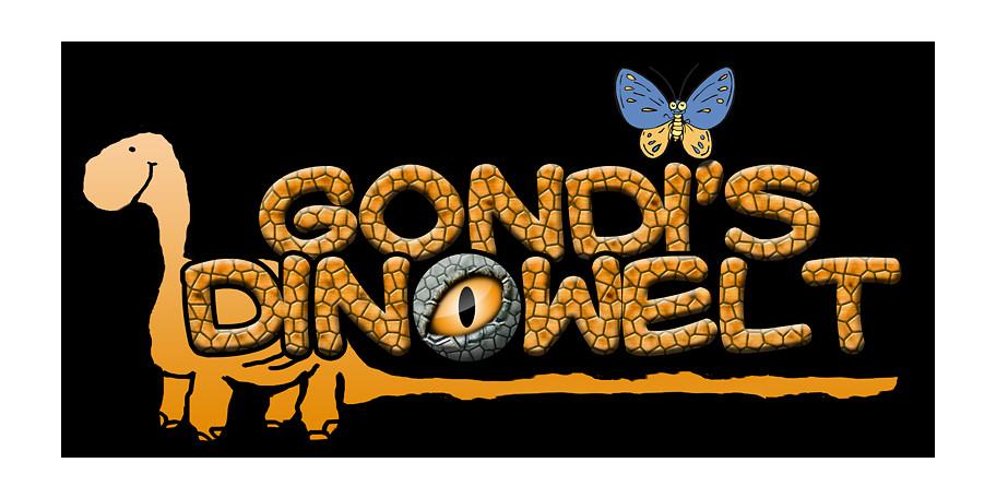 """Logo von """"Gondi's Dinowelt"""" in Schiffweiler"""