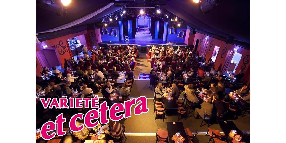 Das Varité et cetera bietet Ihnen beste Unterhaltung