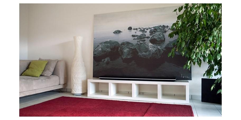 Eine bedruckte Leinwand ist DER Hingucker in jeder Wohnung. Jetzt Gutschein sichern und bei A. Budde in Auftrag geben!