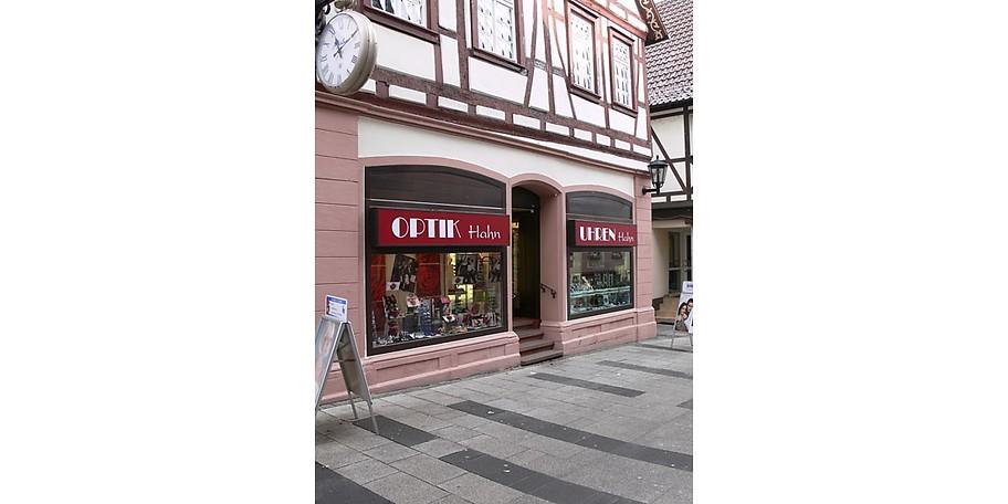 Jetzt Gutschein sichern und bei Hahn in Tauberbischofsheim 25€ sparen