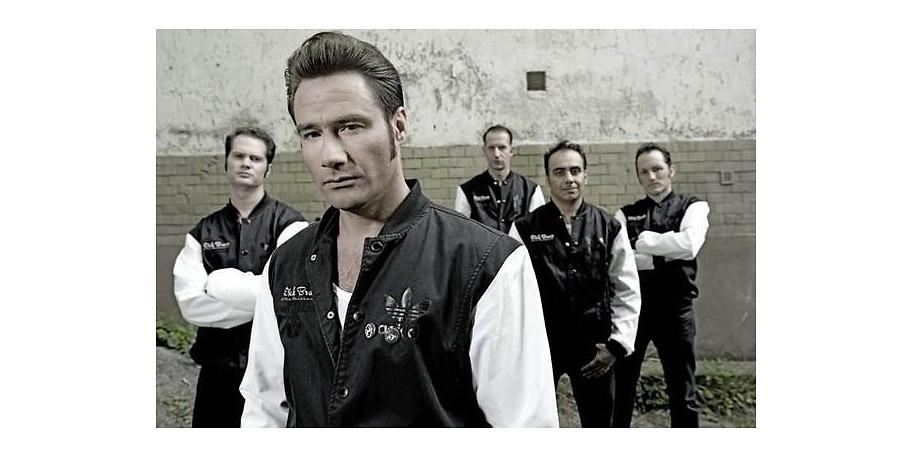 Schnell zwei Tickets zum Preis von einem sichern und Dick Brave & the Backbeats LIVE und OPEN AIR im Sauerlandpark Hemer erleben!