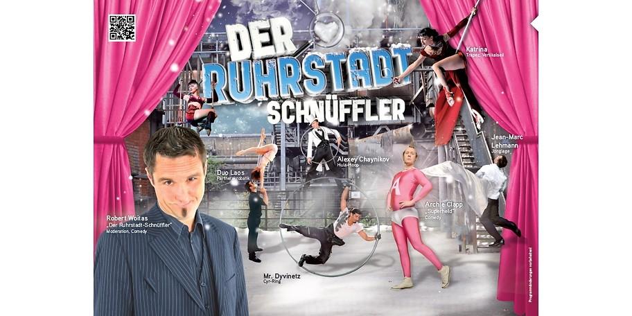 DER RUHRSTADT-SCHNÜFFLER (01.11.2013-26.01.2014)