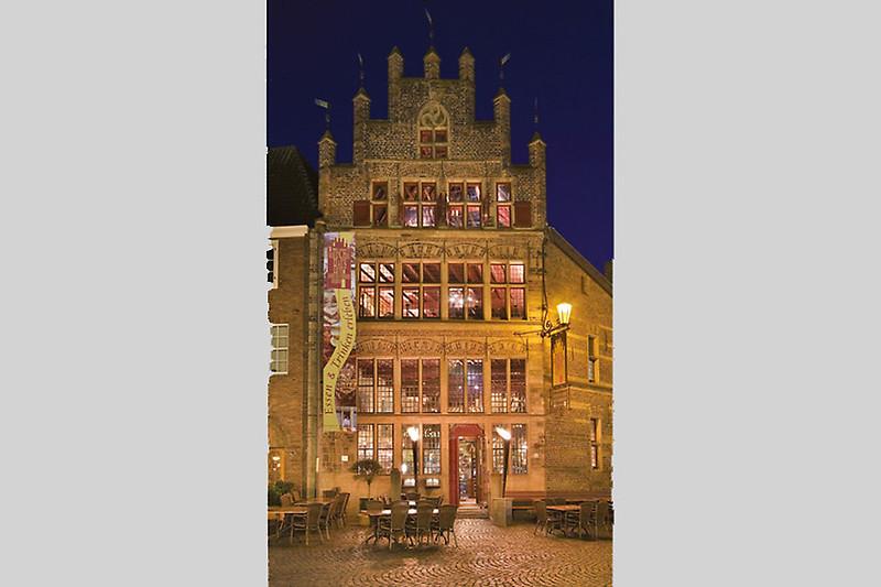 Gotisches Haus Gutscheine & Aktionen