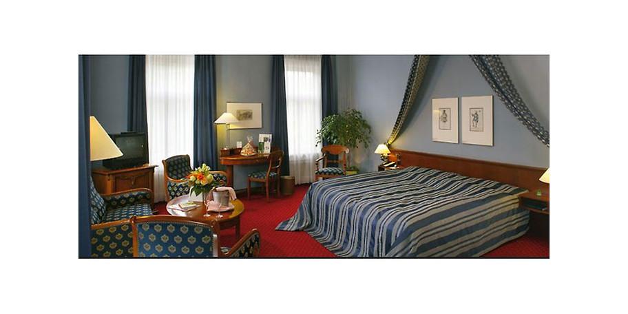 gutschein romantik hotel s chsischer hof 292 50 statt 585. Black Bedroom Furniture Sets. Home Design Ideas