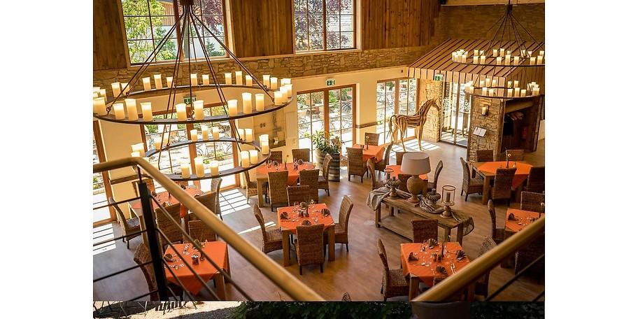 Genießen Sie die niederrheinische Küche im Landgut am Hochwald