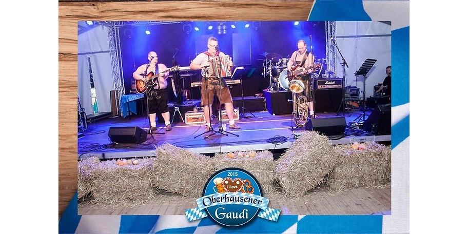 Top-Bands sorgen für Stimmung bei der Oberhausener Gaudi