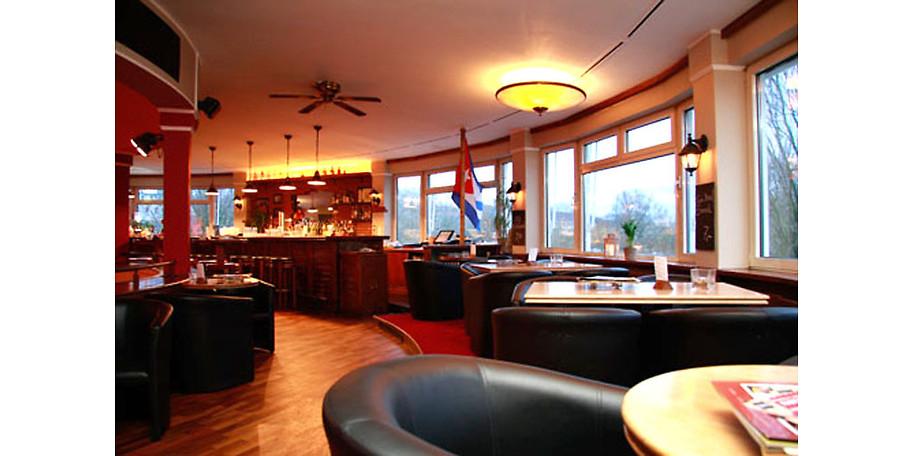 Der gemütliche Cuba Club im Franky's in Mühlheim an der Ruhr