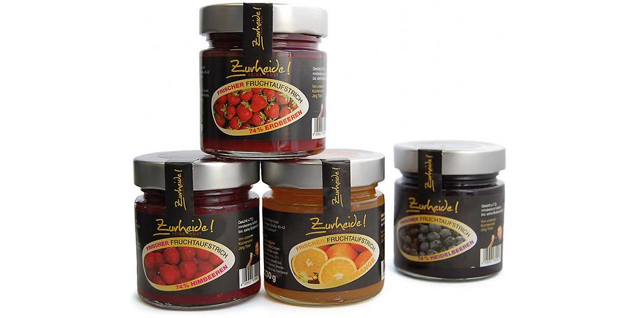 Eine große Vielfalt an regionalen und saisonalen Produkten im Frischecenter Zurheide
