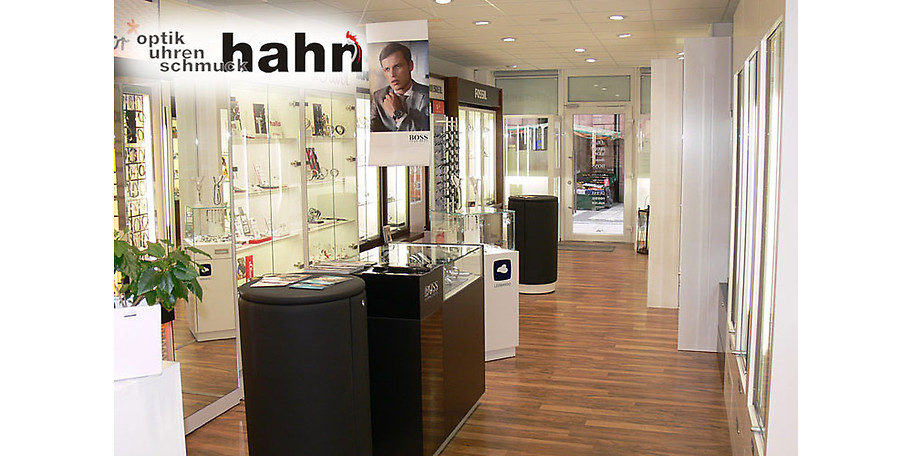 Hahn in Tauberbischofsheim ist Ihr Partner für Optik, Uhren und Schmuck.