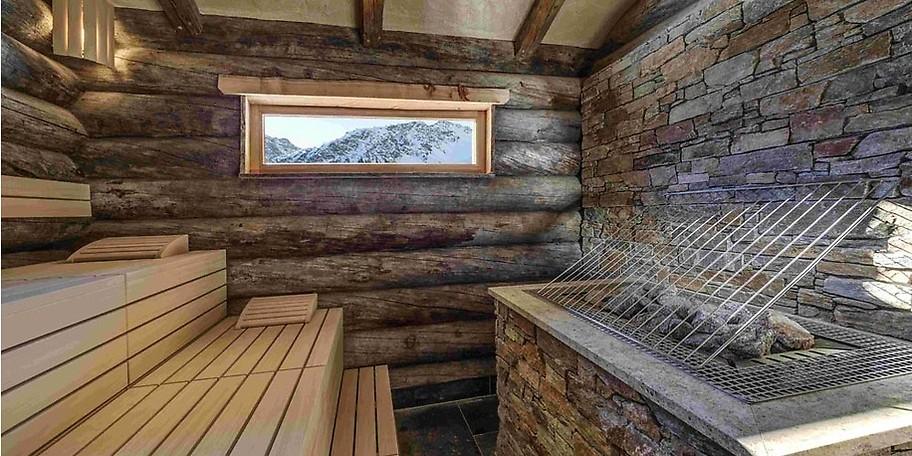 Wellness auf 1.100 Quadratmetern im Waldhotel National Arosa (Schweiz)