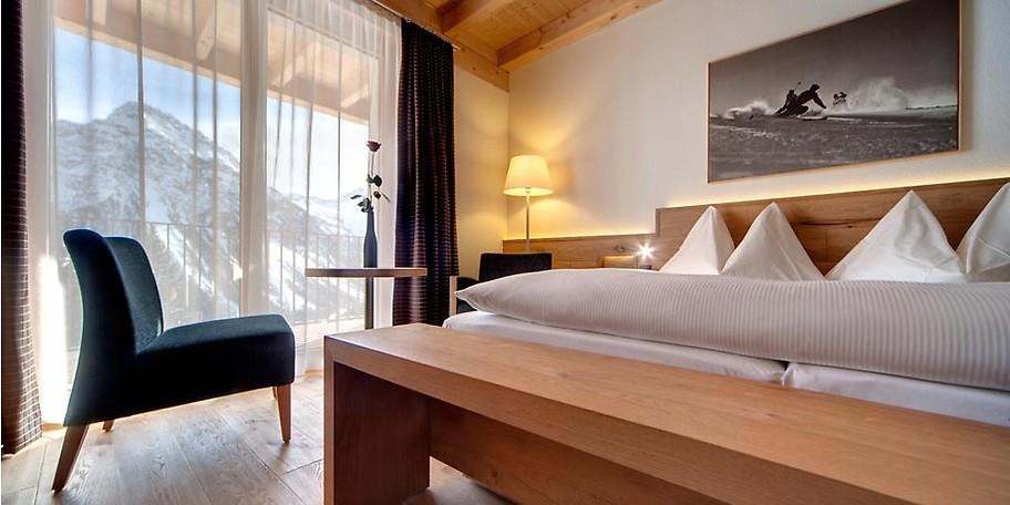 Wer sich nach Erholung sehnt ist im Waldhotel National Arosa in der Schweiz goldrichtig