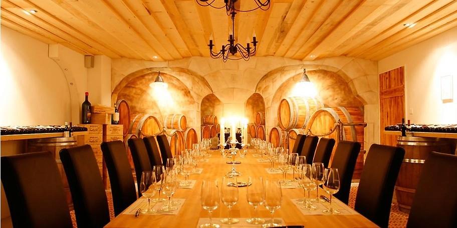 Das Waldhotel National Arosa bietet exklusive Weindegustationen für seine Gäste