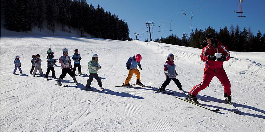 Skispaß für Groß und Klein auf Gut Wenghof - Family Resort Werfenweng