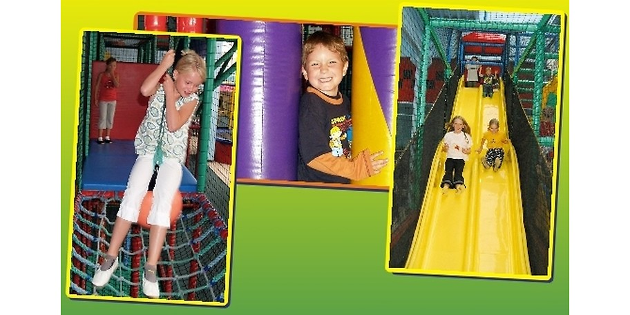Das Springolino in Herford - der perfekte Platz für einen Kindergeburtstag