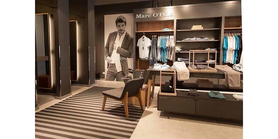 Das Modehaus Kuhn bietet ein riesiges Angebot an Marken