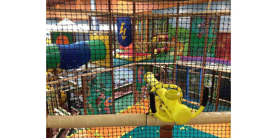 Die Fun-Shooter Arena im Tschakka Bay sorgt in Bayreuth für eine Menge Spaß