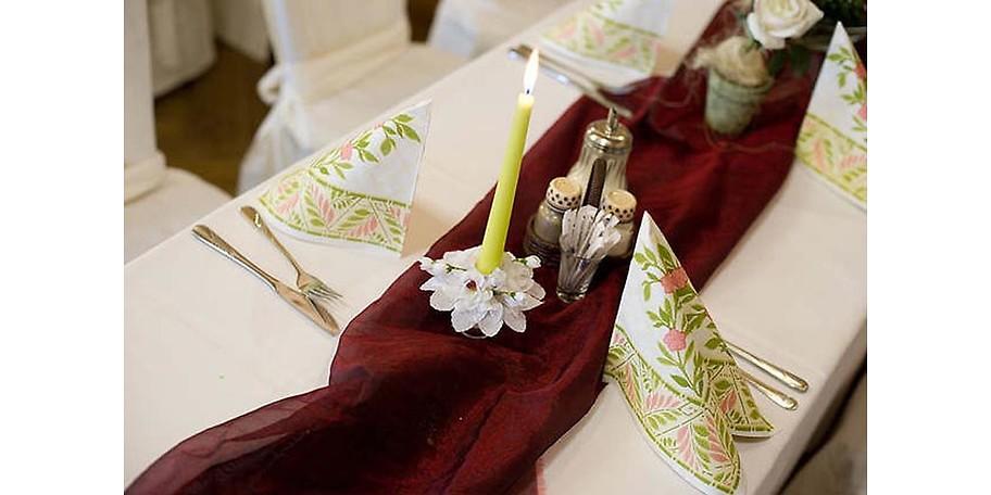 Gemütliches Ambiente erwartet Sie in der Gaststätte zur Friedenseiche in Cadolzburg