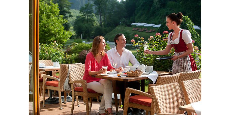 Im Hotel Deimann ist auch für kulinarische Erholung gesorgt