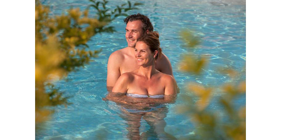 Gönnen Sie sich eine Auszeit im Schwimmbad