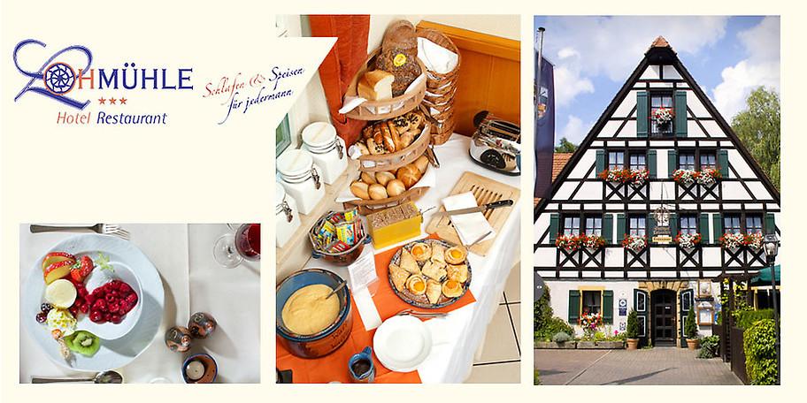 Willkommen im Restaurant Lohmühle in Bayreuth