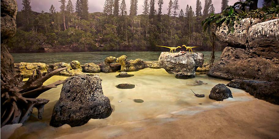 GONDWANA – Das Praehistorium ist Ihr Erlebnis-Museum mit Wow-Effekt und Dinosaurier-Show