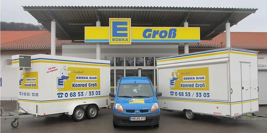 EDEKA Groß in Tholey – Wir lieben Lebensmittel!